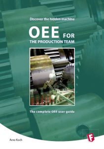 Bookcover Koch: OEE for the productionteam