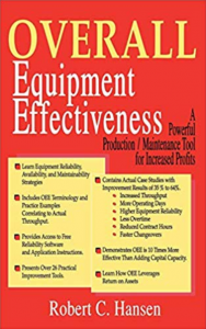 Bookcover Hansen Overall Equipment Effectiveness